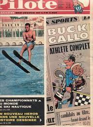 """Képtalálat a következőre: """"pilote magazine"""" Spots, Magazine, Baseball Cards, Warehouse, Magazines, Newspaper"""