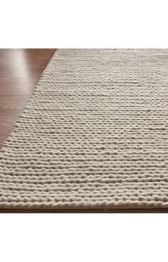 Check this out: RugStudio presents Nuloom Textures Cable Chunky White Hand-Knotted, Better Quality Area Rug Contemporary Rugs, Modern Rugs, Knit Rug, Crochet Rugs, Rugs Usa, White Area Rug, Online Home Decor Stores, Throw Rugs, Wool Area Rugs