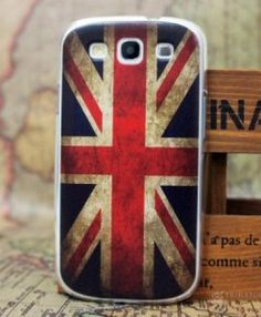 Kryt Great Britain - Samsung Galaxy S3