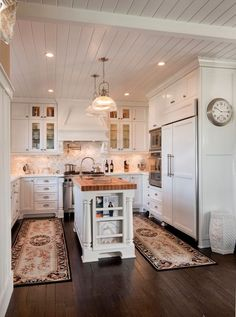 Cape Cod Beautiful Kitchen