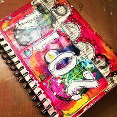 My planner for #documentedlife 2014