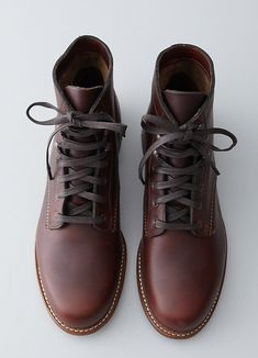 For a hike through the woods. Or, you know, a walk around the corner. 100 Mile lace-up boots ($340) by Wolverine, stevenalan.com   - Esquire.com
