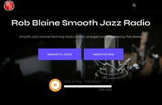 Our new radio channel, Rob Blaine Smooth Jazz Radio, also has a dedicated ambient/meditation channel for quieter music for general listening and/or meditation. Visit us - it's free! #allnatural #health #aromatherapy #holistic #relax #holistichealth #wellbeing #meditation #holistictherapy #meditationmusic