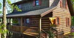 Discover the small-but-sweet Nantahala cabin