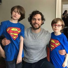 "1,496 Likes, 18 Comments - Henry Cavill News (@henrycavillnews) on Instagram: ""‪NEW: Young #Superman fans get to hang out with @HenryCavill on the set of #Nomis (link in bio)…"""