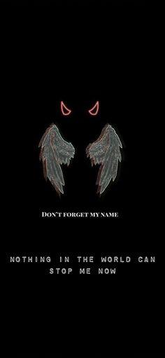 Angels and Demons Wallpaper | Scary wallpaper, Emo wallpaper, Cute black wallpaper