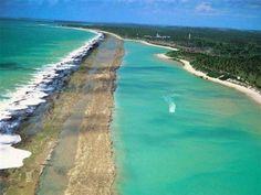 Praia de Muro Alto - Ipojuca - Pernambuco - Brasil