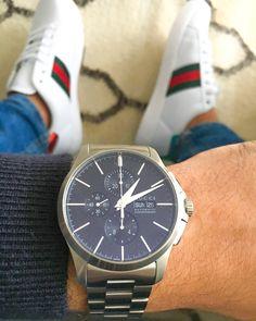 7ec5e65b9661 Gucci watch - gucci sneakers