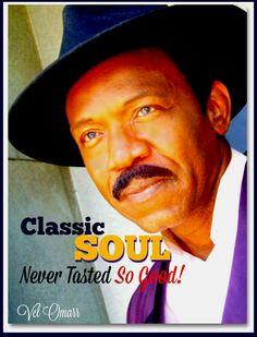 Vel Omarr Official Soul Music Web Site-Soul Music, Blues, R&B