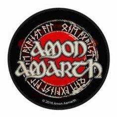 Amon Amarth Aufnäher | 2855