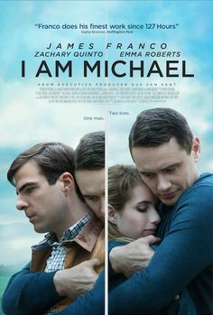 I AM MICHAEL starring James Franco, Zachary Quinto & Emma Roberts | In select theaters January 27, 2017