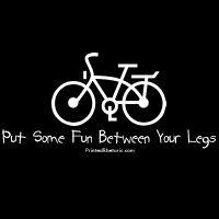 Put some fun between your legs.