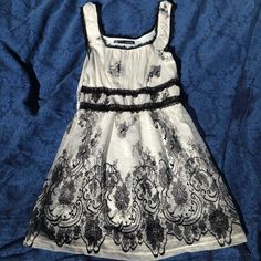 Maurice's baby doll dress Size xs, perfect condition, beautiful for spring and summer!☀️ Maurices Dresses