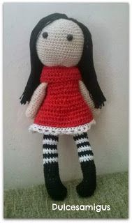 Mi muñeca Gorjuss Crochet Hats, Trapillo, Hand Made, Crocheting, Patterns, Knitting Hats