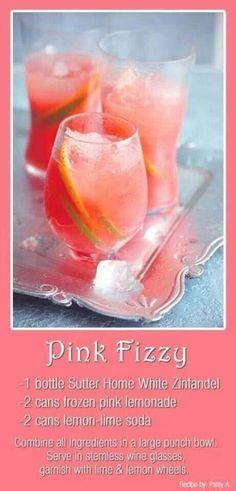 Fun Easy Adult Drinks