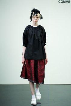[No.73/87] tricot COMME des GARÇONS 2014春夏コレクション | Fashionsnap.com
