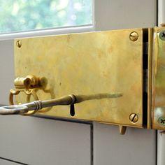 Door Hardware - Rim Lock - Brandino Brass co.