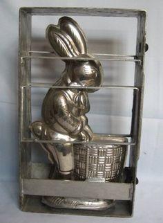 Chocolate mold - vintage