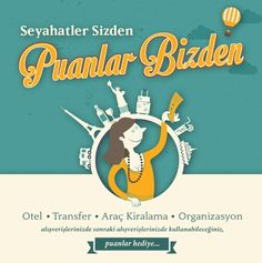 Mailing Designs - YKM Turizm by Murat Kaptı, via Behance