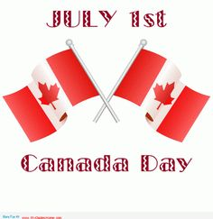 Tomorrow is July and here in Canada it is the Canada Day Holiday! Now we are going to our trailer tonight to spend the holiday long. Canadian Memes, Canadian Things, I Am Canadian, Happy Birthday Canada, Happy Canada Day, Canada Day Images, Canada Holiday, Happy July, Canada Eh