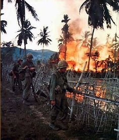Taking a big part of the world in the 60s is the Vietnam war. There were so many young men from both sides died in this horror time period. I would say no decade ever was safe from national conflicts, just either if there was war or not.