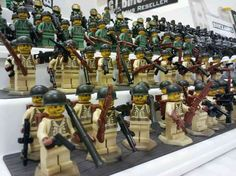 Lego Army - I want!!