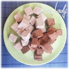 Kakaós pillecukor-mályvacukor-marshmallow