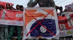 Pakistani media 'effectively under siege' - DEUTSCHE WELLE #Pakistan, #Media