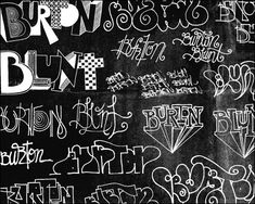 33 Examples of Beautiful Hand-Drawn Typography