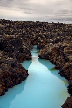 Another Road by AugonDaiThai #Landscape#Iceland#Blue Lagoon