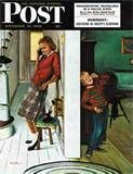 Image detail for -Saturday Evening Post Covers #1450-1499