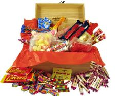 1980s Decade Box of sweets from your childhood :-)
