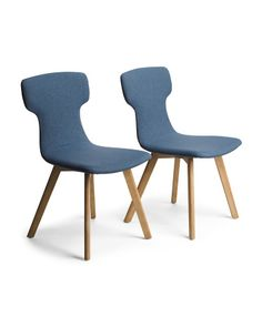Set Of 2 Modern Dining Chairs Accent Furniture, Furniture Chairs, Modern Dining Chairs, Home Accents, Accent Chairs, Dining Room, Mid Century, Fashion Design, Home Decor