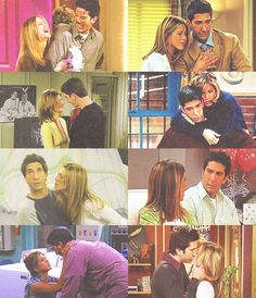 Ross and Rachel ❤️❤️❤️❤️😍😍😍 Couple of the late ❤️ Friends Funny Moments, Serie Friends, Friends Show, Friends Scenes, Friends Ross And Rachel, I Love My Friends, Ross Friends, Ross Geller, Joey Tribbiani