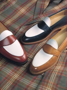 The Charleston Loafers