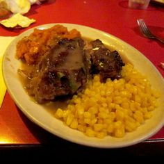 Smothered Pork Chops - Hard Knox Cafe - Zmenu, The Most Comprehensive Menu With Photos
