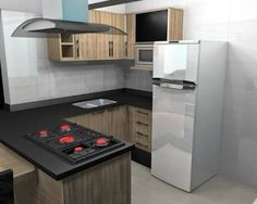 Resultado de imagem para cozinhas planejadas