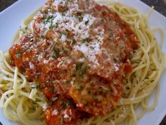 Mrs. Schwartz's Kitchen: Chicken Parmesan