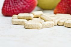 A Natural Approach to Prenatal Vitamins | SimpleHomemade...Whole Foods, Probiotics, Whole Food Derived Vitamin such as New Chapter