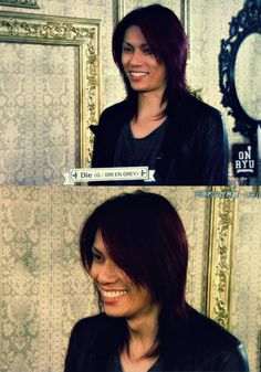 Dir en grey, Die... his perfect smile