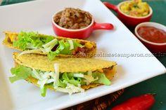 Taco mexicano   Receitas e Temperos