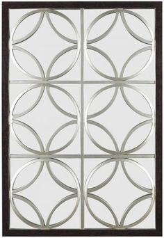 Larger View  View Entire Transitional Collection   Gable Wall Mirror  See a Whole New Side to Your Decor with This Wall Mirror  Item # 03651