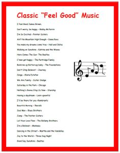 Elementary Matters: Happy Music Suggestions for music to play in the classroom, plus a freebie