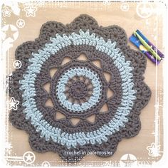 I post many of my t-shirt yarn rug photos on my Facebook, Pinterest and Instagram, but thought it was about time to load them here as well. For some of them I have free pattern links that I can sh...