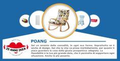Scopri il prodotto che ti rappresenta di più e continua a festeggiare partecipando ad un concorso esclusivo. #ikea #poang