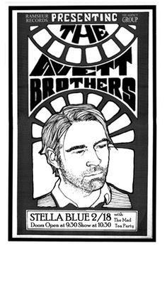 The Avett Brothers: Asheville, NC, February 18, 2005
