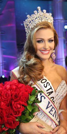 Migbelis Castellanos. Miss Venezuela 2013