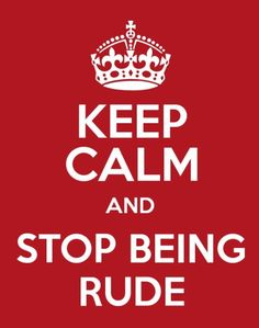 Rude remarks people have said to me because of my disability