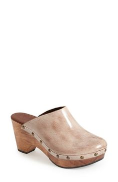 Free shipping and returns on Cordani 'Zorba' Clog (Women) at Nordstrom.com. Burnished studs punctuate a supple leather clog set on a curvy, wooden platform.