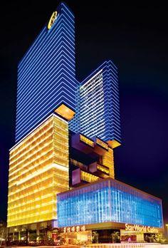 Star World Casino, Macau...me likey!